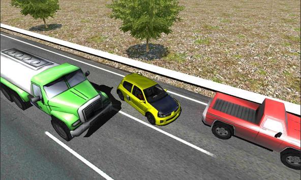 Racing in Car screenshot 4