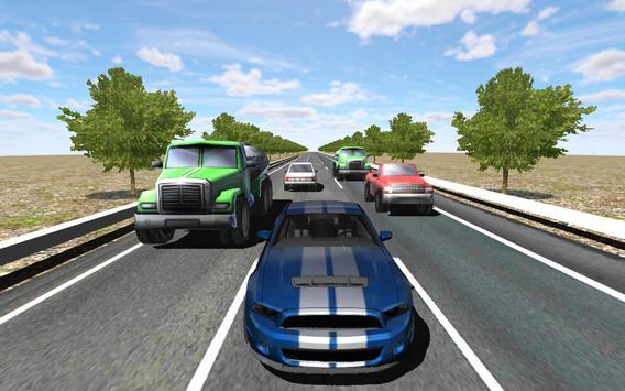 Racing in Car screenshot 6