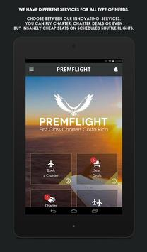 Premflight apk screenshot