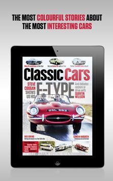 Classic Cars Magazine poster