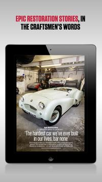 Classic Cars Magazine apk screenshot