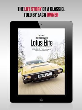 Classic Cars Magazine apk screenshot