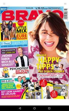 BRAVO ePaper — Das beliebteste Jugendmagazin apk screenshot