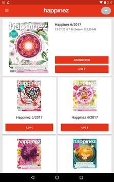 Happinez ePaper — Das Mindstyle Magazin poster