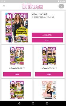 InTouch ePaper — Promi-News und heißer Gossip poster