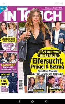 InTouch ePaper — Promi-News und heißer Gossip apk screenshot