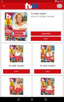 tv14 ePaper — Das Fernsehprogramm heute poster