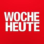 WOCHE HEUTE ePaper — Promis, Rezepte & Gesundheit icon