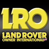LRO: Land Rover Owner Magazine icon