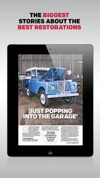 LRO: Land Rover Owner Magazine apk screenshot