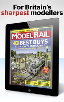 Model Rail Magazine poster