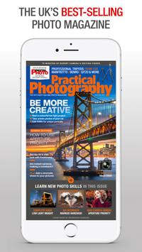 Practical Photography Magazine poster