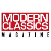Modern Classics car magazine icon