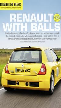 Modern Classics car magazine screenshot 4
