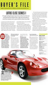 Modern Classics car magazine screenshot 13