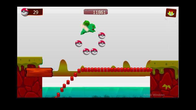 bulbasaur adventure game greninja world 2018 apk screenshot