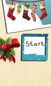 Christmas frames for children poster