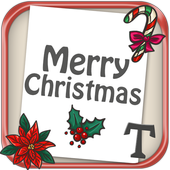 Create personalized Christmas Cards icon