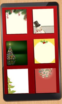 Create personalized Christmas Cards poster