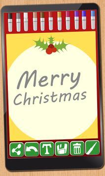 Create personalized Christmas Cards apk screenshot