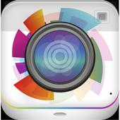 Photo editor for photos icon