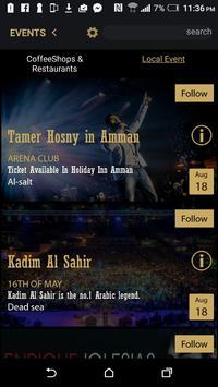 Event@ apk screenshot