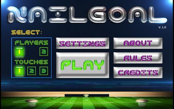NailGoal Free apk screenshot