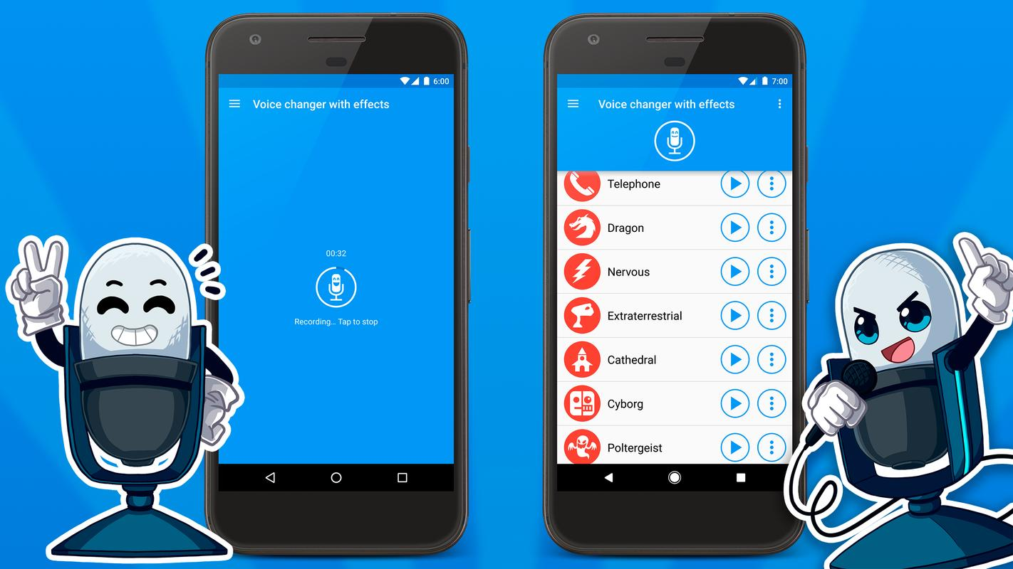 Voice changer with effects APK Download - Free Casual GAME for Android  APKPure.com