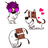 DogMoji : Emoticon And Stickers Of Dogs icon