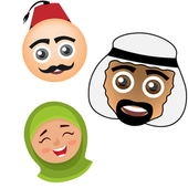 ArabMoji : Emoji and Stickers Of Muslims icon