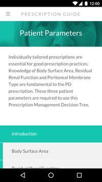 PD Prescription Management apk screenshot