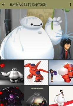 Baymax Big Cartoon screenshot 3