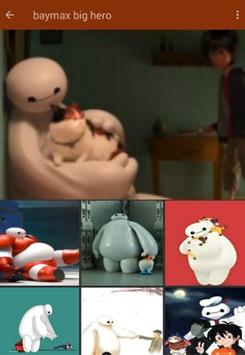 Baymax Big Cartoon screenshot 4