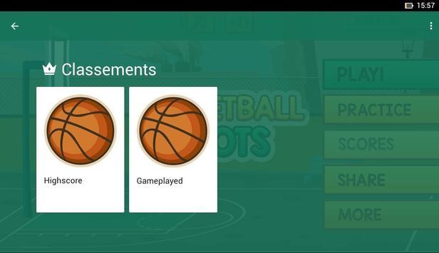 Basket Toss apk screenshot