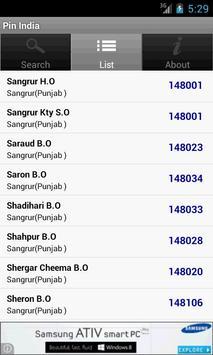 PIN India screenshot 2