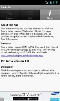 PIN India screenshot 4
