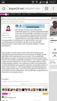 Bayan24 Arkadaş,Hikaye,Sohbet apk screenshot