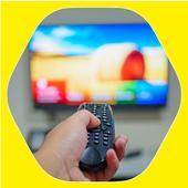 Tv remote control - Smart tv icon