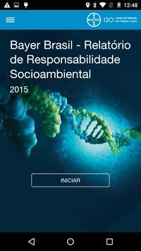 Bayer Brasil Socioambiental poster