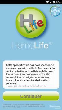 HemoLife screenshot 1