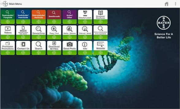 Bayer Crop RSA poster