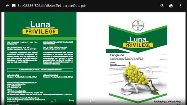 Bayer Crop RSA screenshot 7