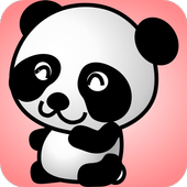 Panda Adventure - Baby Pandas run in the Forest icon