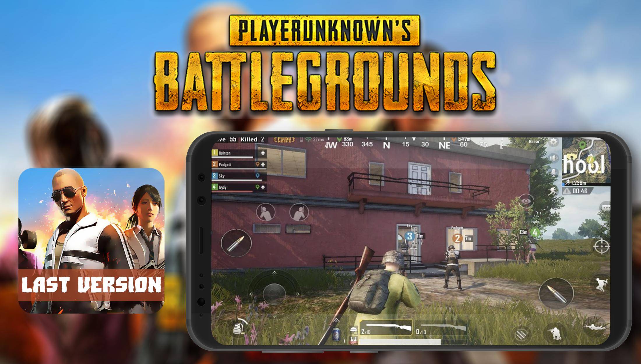 pubg mobile for android 4.2.2 free download