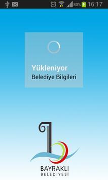 Bayraklı Belediyesi poster