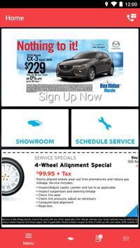 Bay Ridge Mazda poster