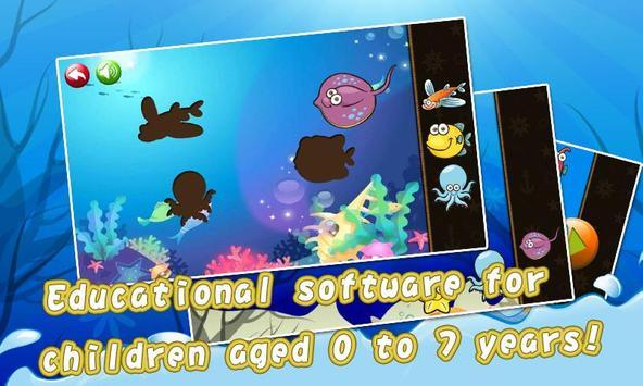 Baby Ocean Games screenshot 2