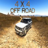 Off Road Jeep Simulator icon