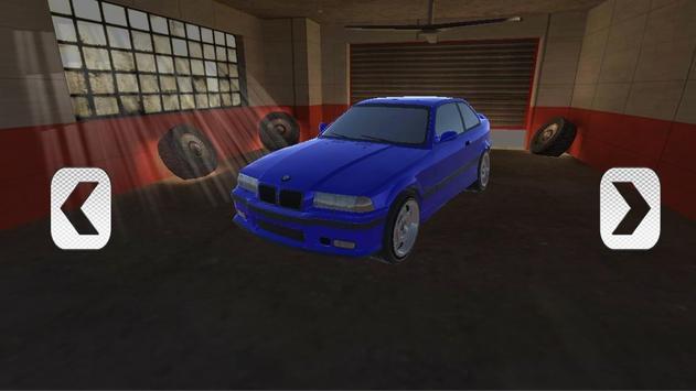Sahin&Dogan Drift Simulator poster