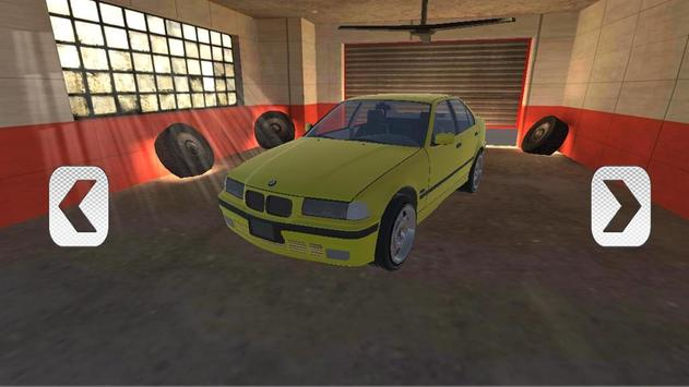 Sahin&Dogan Drift Simulator apk screenshot